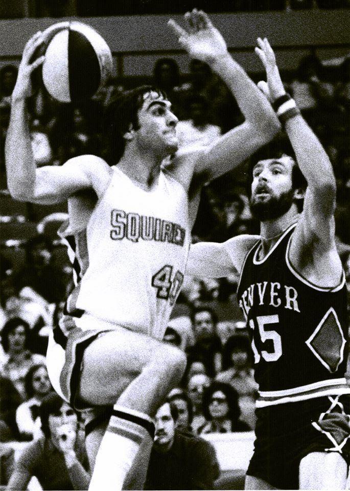 Barry Parkhill ABA American Basketball Association Players