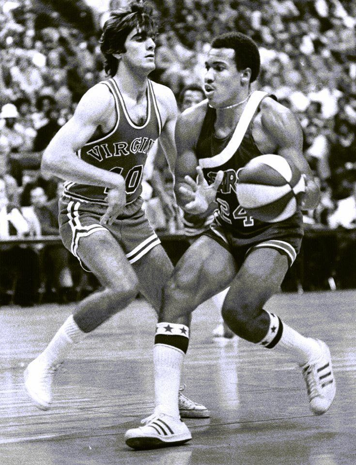 Barry Parkhill ABA American Basketball Association PlayersRon Boone