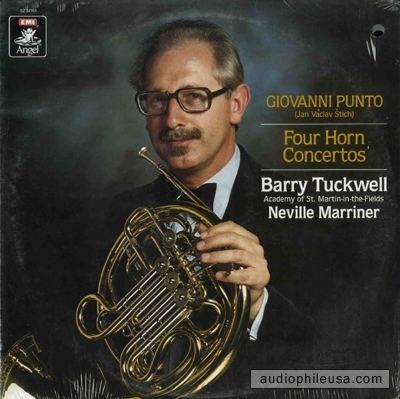 Barry Tuckwell Punto Giovanni Barry Tuckwell Four Horn Concertos