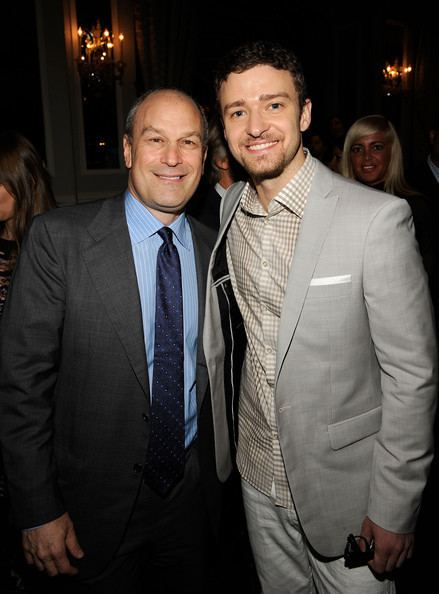 Justin Timberlake, Barry Weiss - Barry Weiss Honored with UJA Federation of NY's 2009 Music Visionary Award