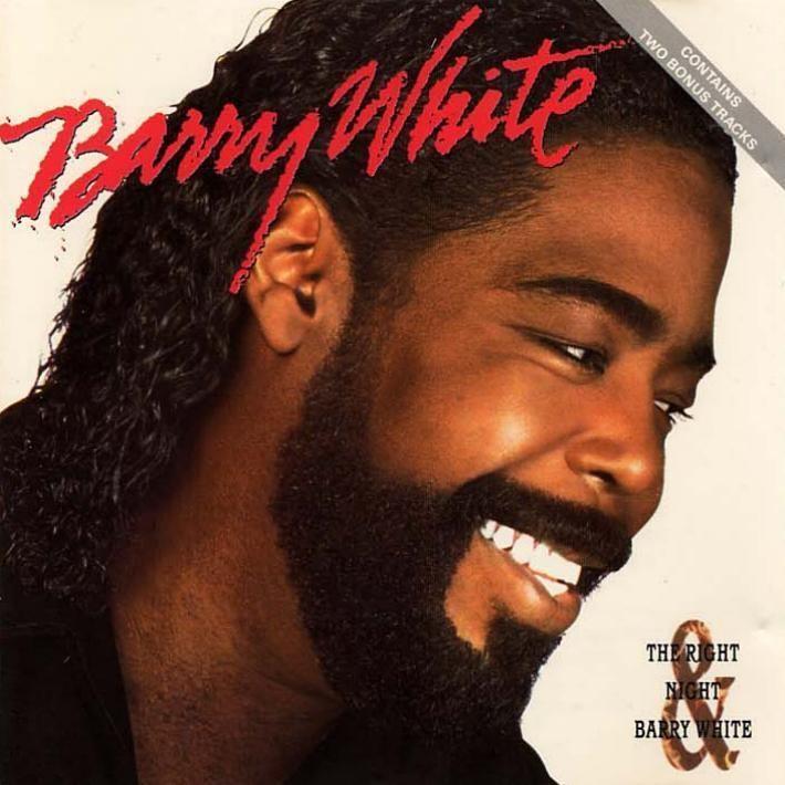 Barry White Musik amp Alben von Barry White