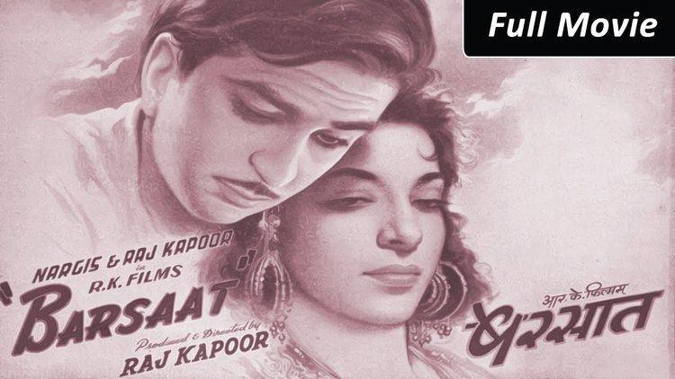 Barsaat (1949 film) Barsaat 1949 Full Movie Classic Hindi Films by MOVIES HERITAGE
