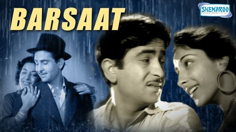 Barsaat (1949 film) Barsaat1949HD Hindi Full Movie Raj Kapoor Nargis Bollywood