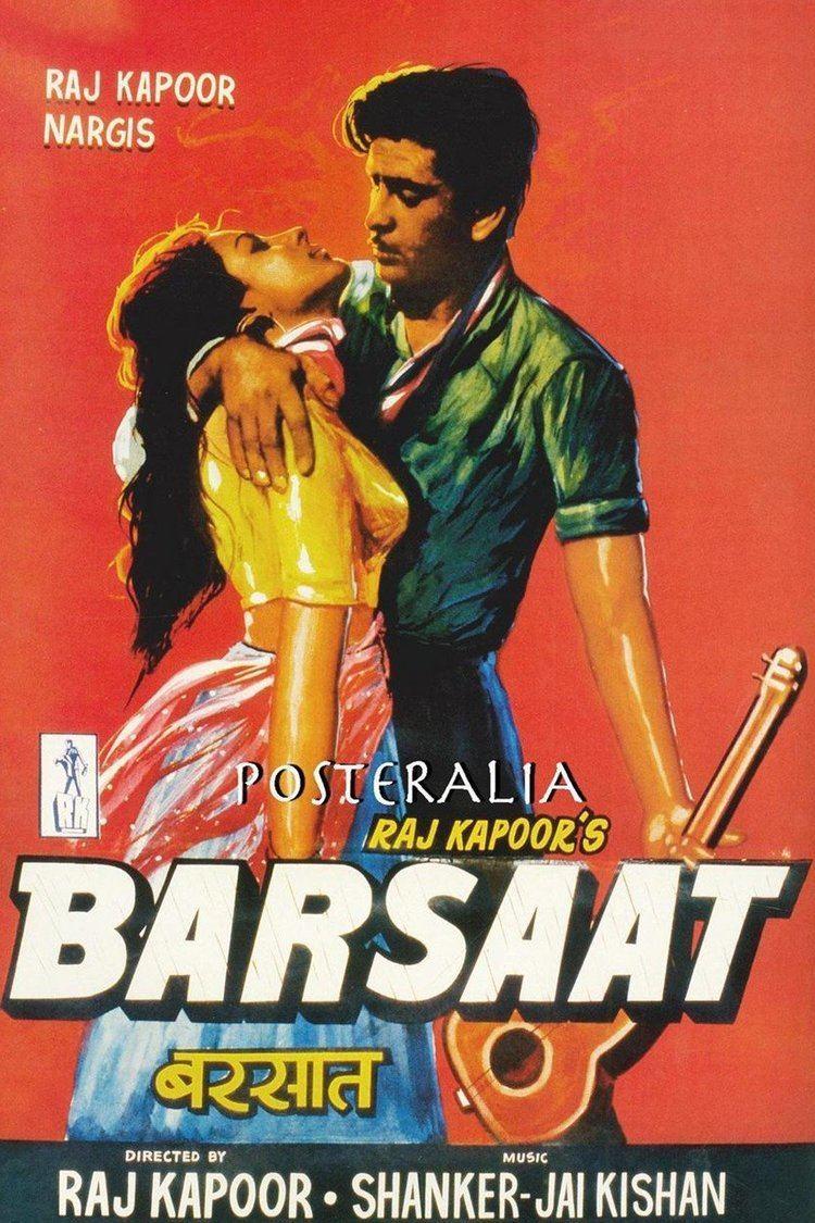 Barsaat (1949 film) wwwgstaticcomtvthumbmovieposters8918730p891