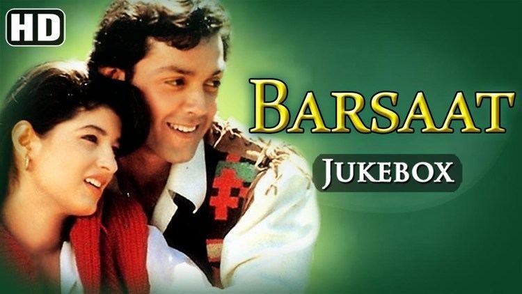 Barsaat (1995 film) All Songs Of Barsaat 1995 Bobby Deol Twinkle Khanna 90s