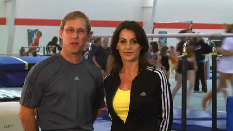 Bart Conner Bart Conner and Nadia Comaneci YouTube