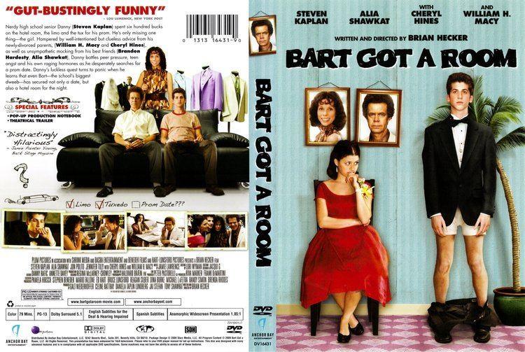 Bart Got a Room COVERSBOXSK Bart Got A Room 2008 high quality DVD Blueray