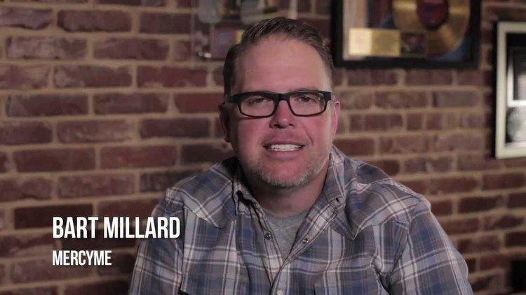 Bart Millard Bart Millard with MercyMe YouTube