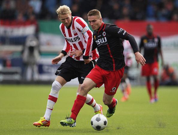 Bart Schenkeveld Bart Schenkeveld Pictures SC Excelsior Rotterdam v PSV