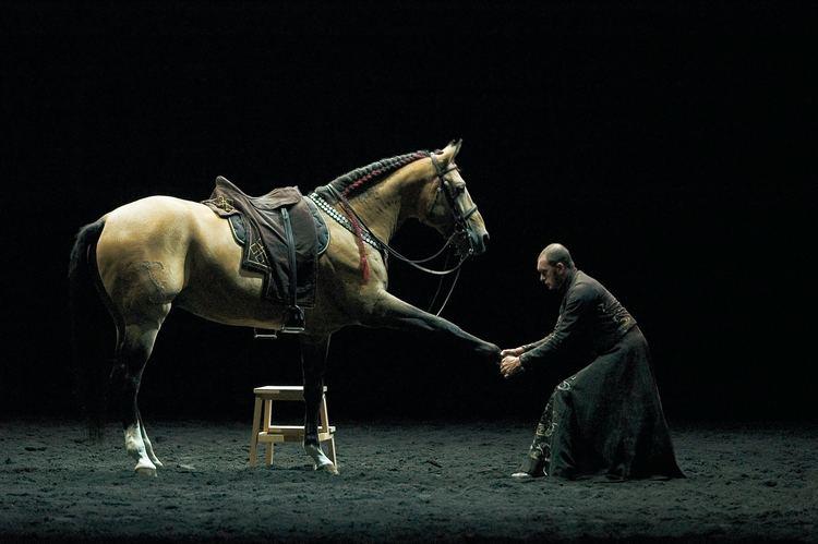 Bartabas Bartabas Carlson We were horses La Villette C