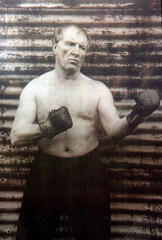 Bartley Gorman How Tyson Fury39s relative boxed Lenny McLean Roy 39Pretty