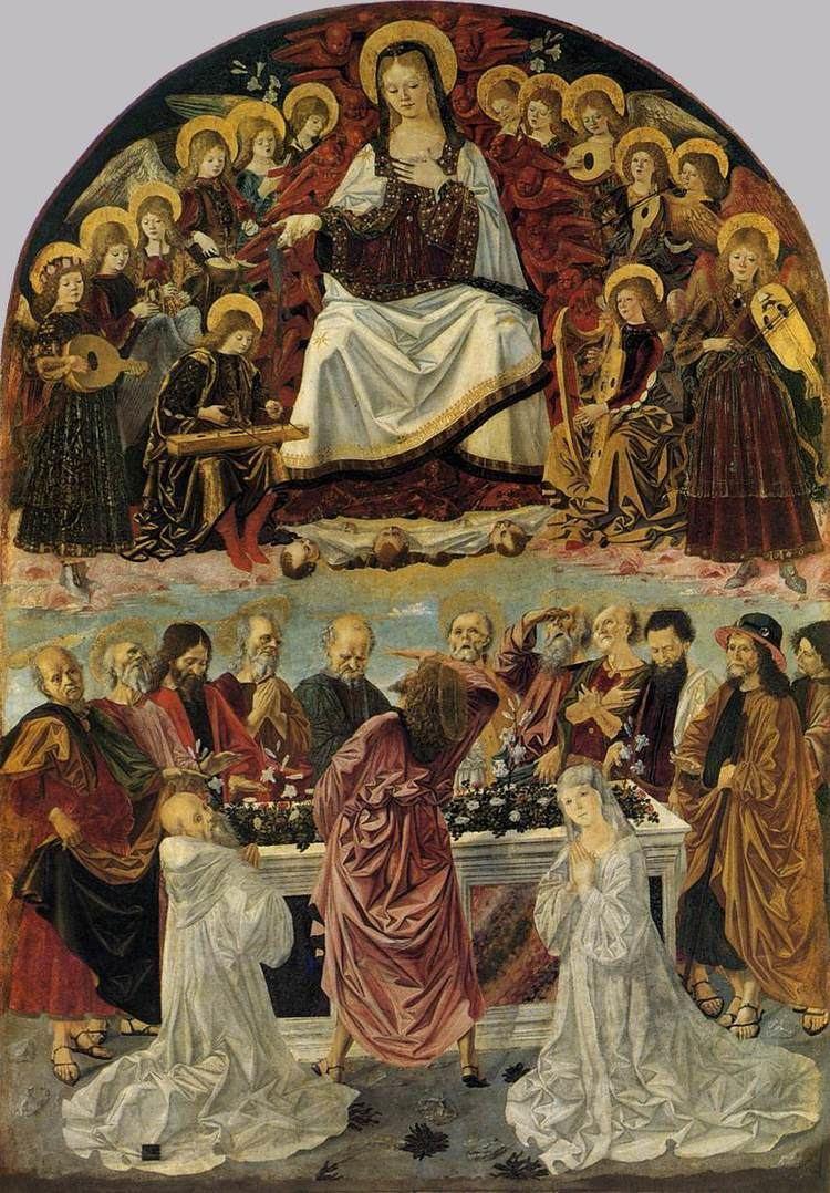 Bartolomeo della Gatta FileBartolomeo della Gatta Assuntajpg Wikimedia Commons