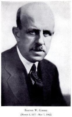 Barton Currie
