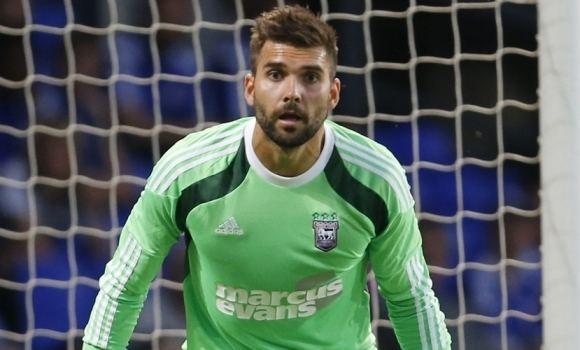 Bartosz Bialkowski Bialkowski Determined to Be Town Number One Ipswich Town