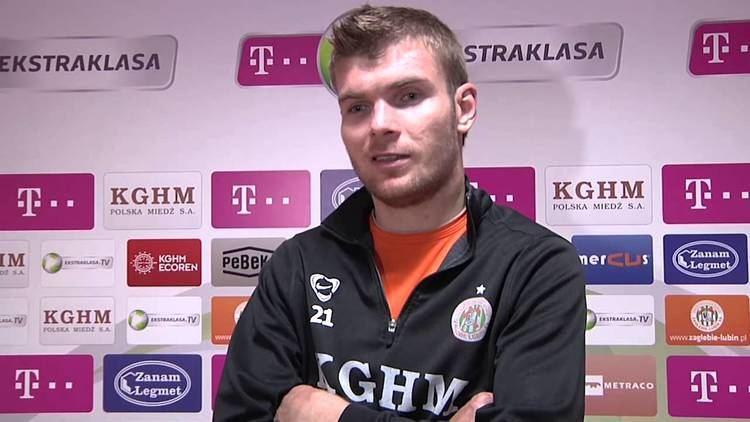 Bartosz Rymaniak Bartosz Rymaniak krytycznie o meczu z Poloni YouTube