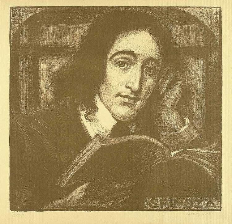 Baruch Spinoza Baruch Spinoza39s quotes famous and not much QuotationOf