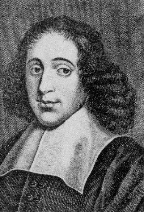 Baruch Spinoza Benedict De Spinoza Quotes QuotesGram