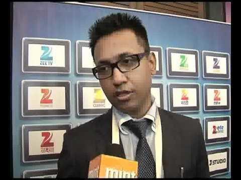 Barun Das (cricketer) Interview Zee News VicePresident CEO Barun Das YouTube