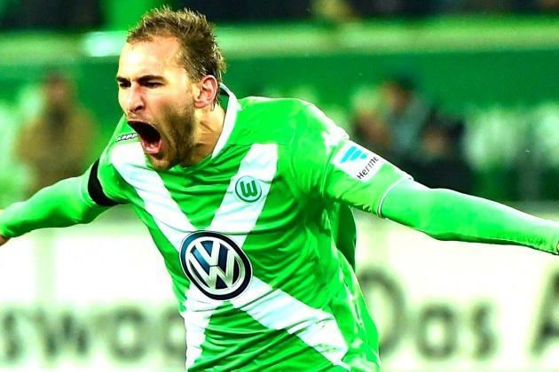 Bas Dost Is VfL Wolfsburg39s Bas Dost the Real Deal or a Flash in