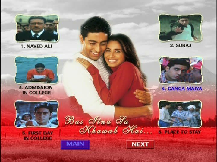 Bas Itna Sa Khwaab Hai Bas Itna Sa Khwaab Hai 2001 1080p HD Rip AAC All Video Songs