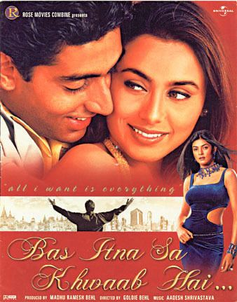 Bas Itna Sa Khwaab Hai Bas Itna Sa Khawaab Hai 2001 Hindi Movie Mp3 Song Free Download