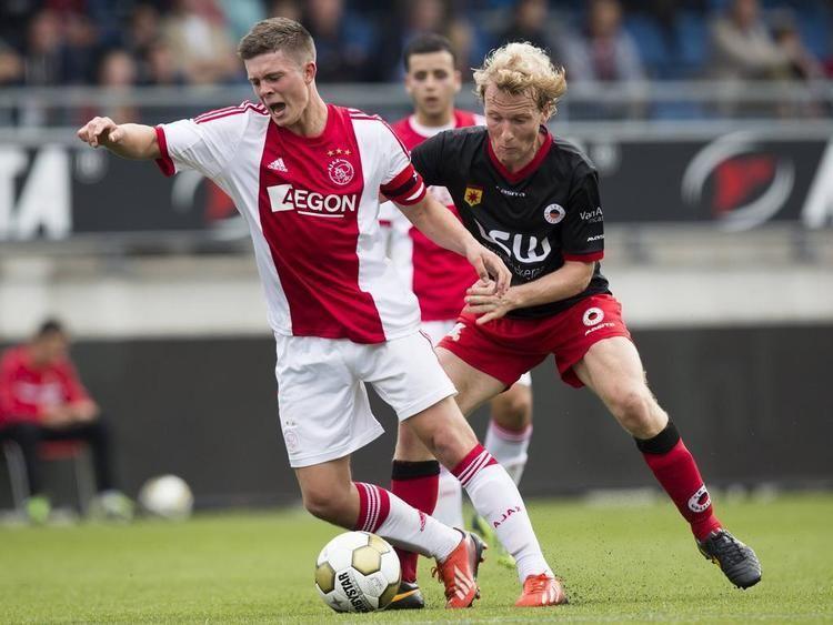 Bas Kuipers Eredivisie Nieuws Aanvoerder Jong Ajax naar Excelsior