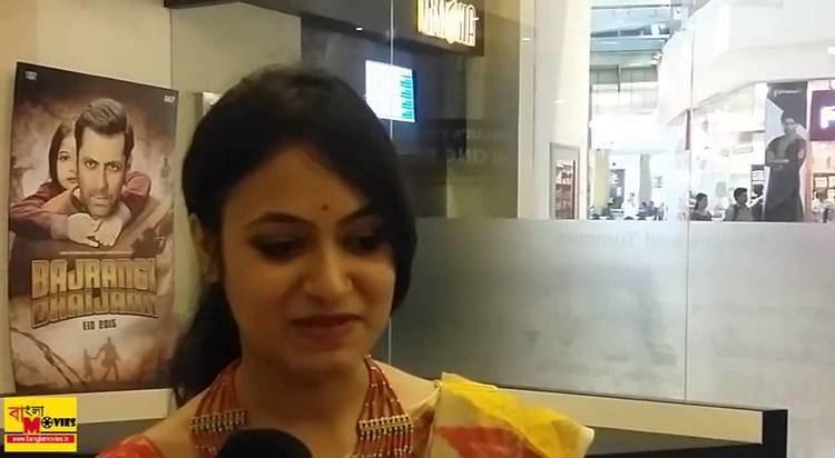 Basabdatta Chatterjee Asha Jaoar Majhe Labour of Love Premier in Kolkata