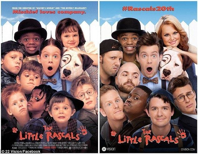 Baseball Bugs movie scenes They re not such Little Rascals anymore In celebration of the 20th anniversary of