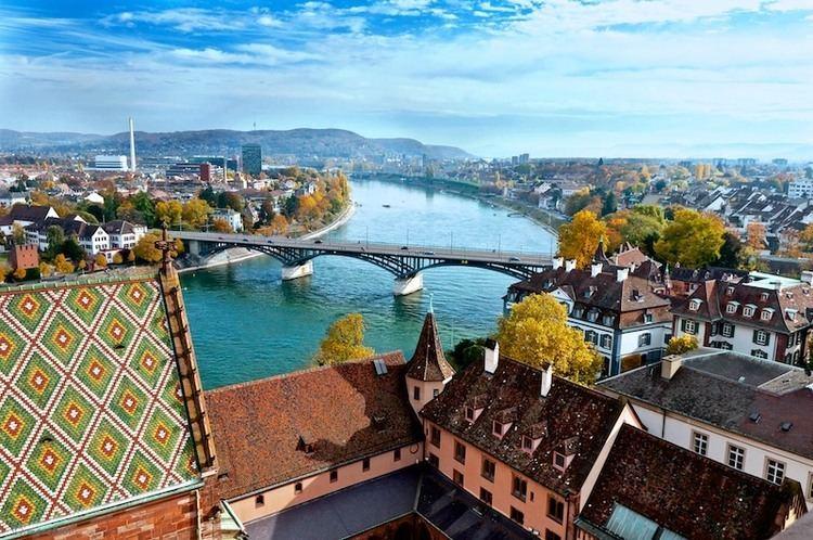 Basel Stadt Beautiful Landscapes of Basel Stadt