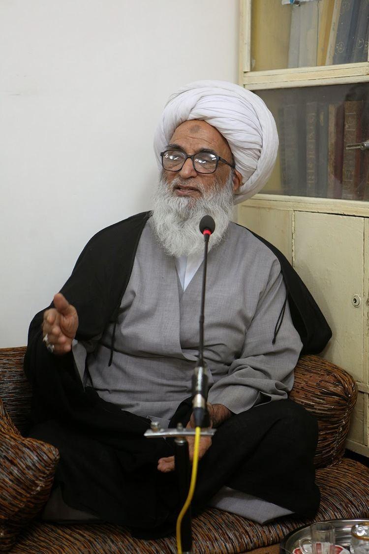 Bashir al-Najafi Dar alHadith Grand Ayatullah Bashir Najafi39s