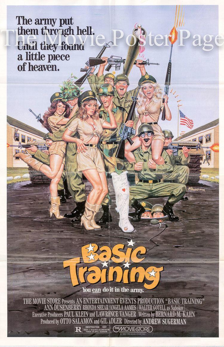 Basic Training (1985 film) Basic Training 1985 dir Andrew Sugerman 1sh F EX 20