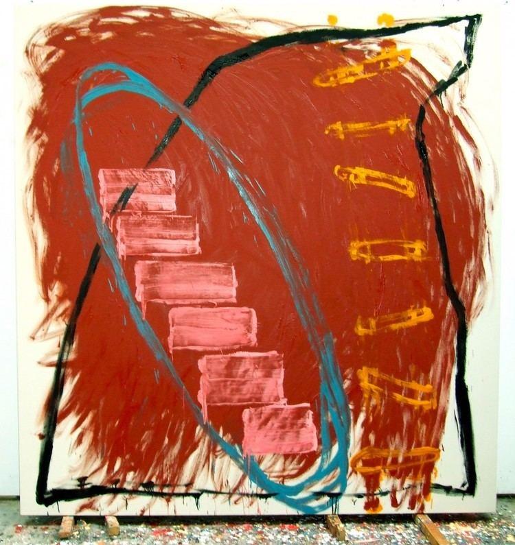 Basil Beattie Basil Beattie at Jerwood Hastings Abstract Critical