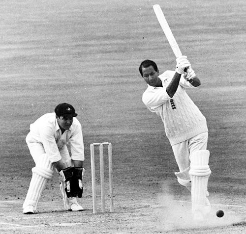 Basil DOliveira (Cricketer) in the past