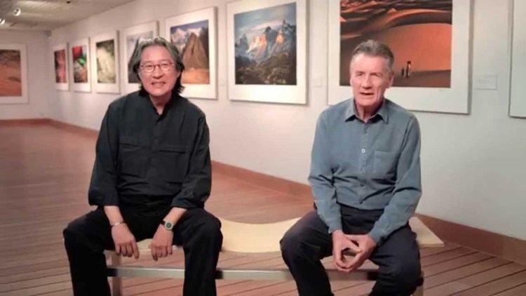 Basil Pao BBC Knowlege Michael Palin amp Basil Pao Interview YouTube