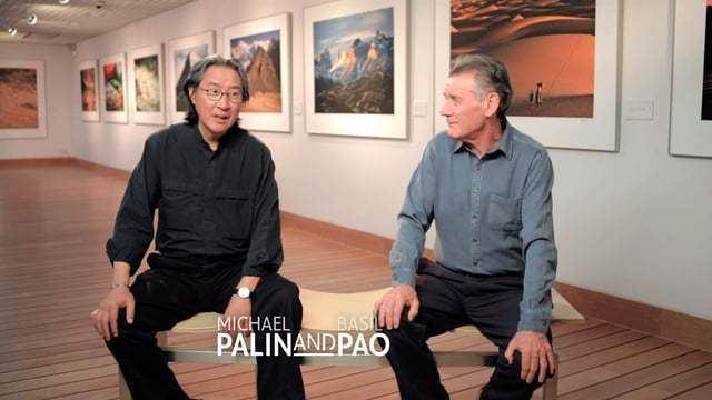 Basil Pao Micheal Palin amp Basil Pao Interview on Vimeo