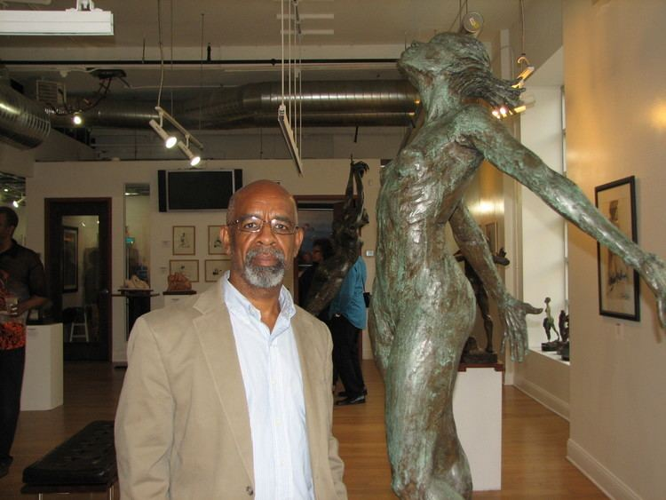Basil Watson Basil Watsons exhibit stands tall at Gallery Guichard Rolling Out