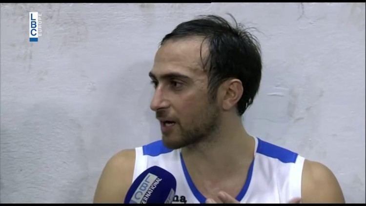 Bassel Bawji Lebanese Basketball League 2016 2017 Interview Bassel Bawji YouTube