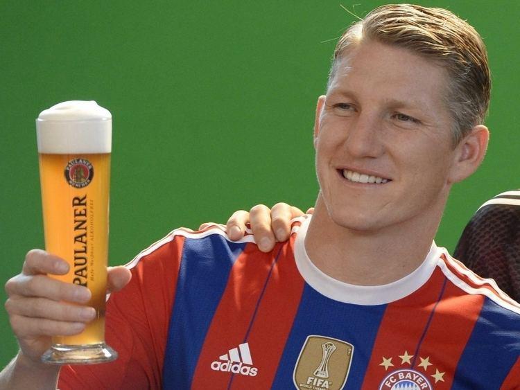 Bastian Schweinsteiger Bastian Schweinsteiger to Join Manchester United Bayern