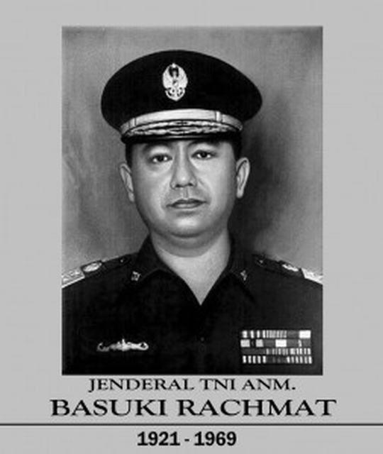 Basuki Rahmat Jenderal Basuki Rahmat Putra Tuban SATYANEWSPRO