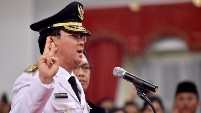 Basuki Tjahaja Purnama Basuki Tjahaja Purnama Jakartas governor BBC News