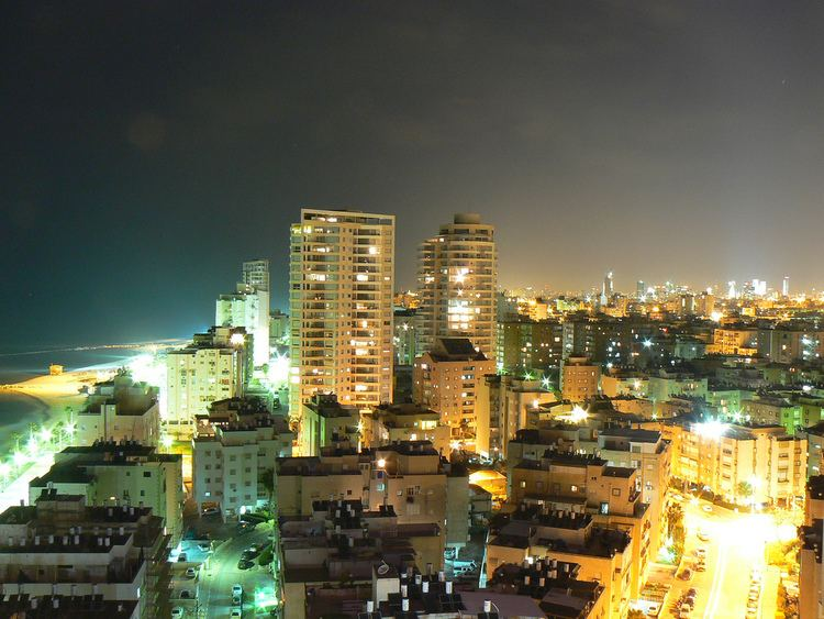 Bat Yam in the past, History of Bat Yam