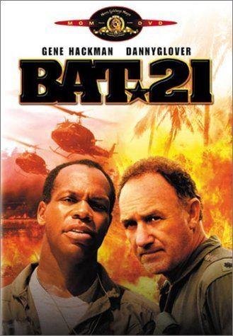 Bat*21 Amazoncom Bat 21 Gene Hackman Danny Glover Jerry Reed David