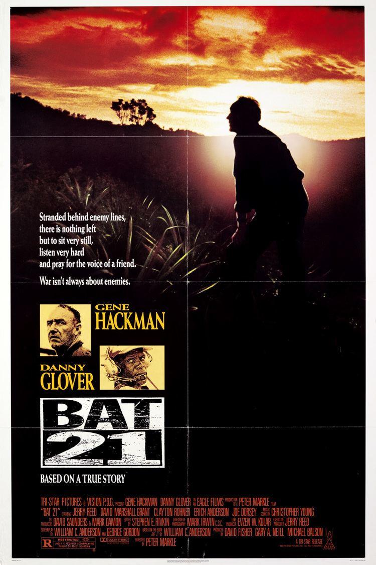 Bat*21 wwwgstaticcomtvthumbmovieposters11154p11154