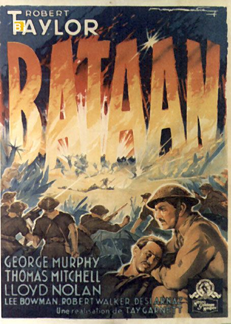 Bataan (film) BATAAN MOVIE POSTER BATAAN MOVIE POSTER