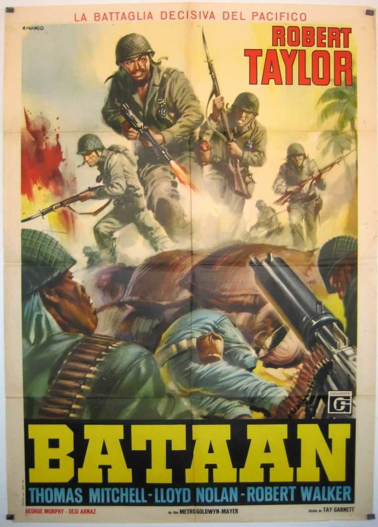 Bataan (film) BATAAN MOVIE POSTER BATAAN RES MOVIE POSTER