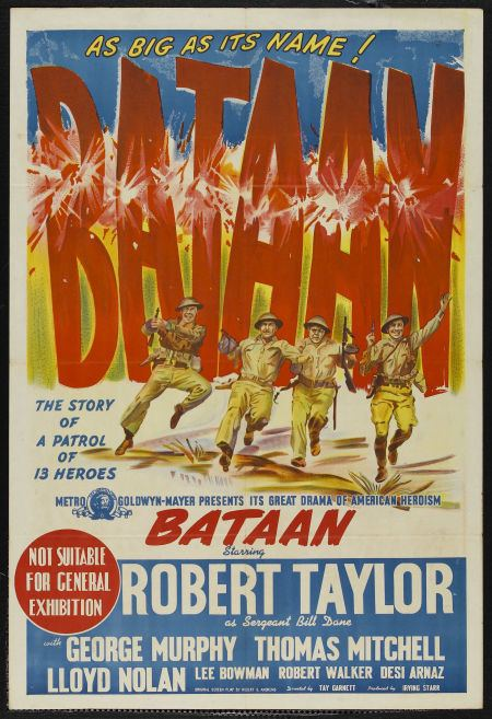 Bataan (film) Bataan The League of Dead Films
