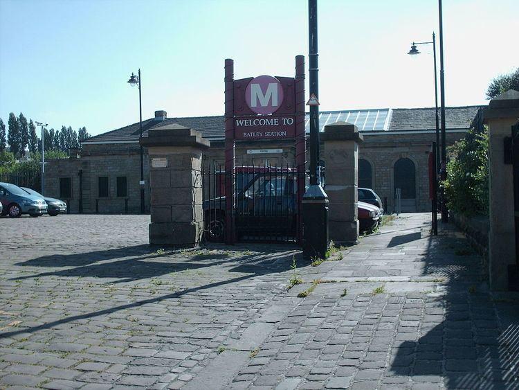 Batley railway station