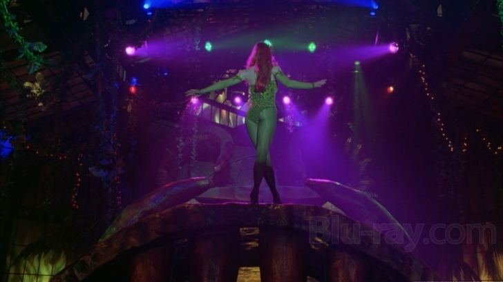 Batman %26 Robin (film) movie scenes Similar to the other three early Batman films Batman Robin offers an overwhelming amount of supplemental features First is the old commentary by