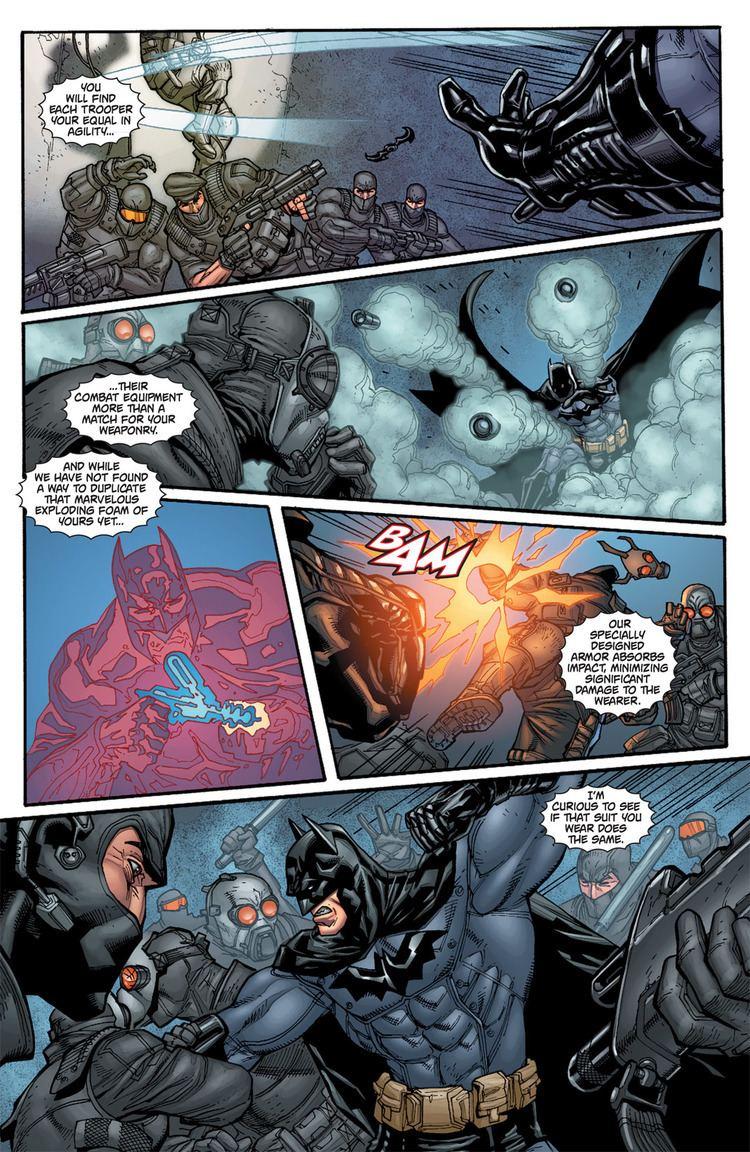 Batman Arkham City Book