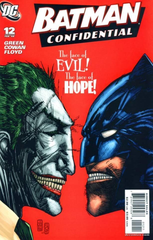 Batman Confidential Batman Confidential 1 Rules of Engagement Part One Issue